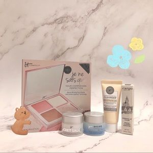 It Cosmetics Makeup Set Full Size Products